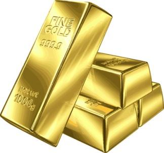fine_gold_bullion_design_vector_set_584093